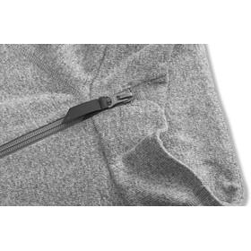 Klättermusen W's Balder Zip Light Grey